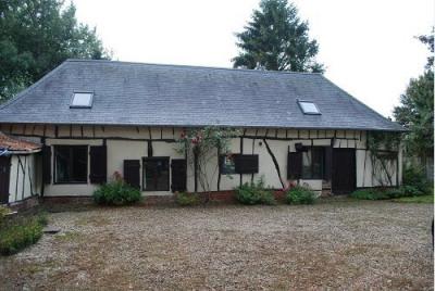 SECTEUR Saint MAULVIS Ensemble de deux maisons comprenant pour la première cuisine, séjour/salon avec ch ...