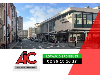 Location Local commercial Le Havre