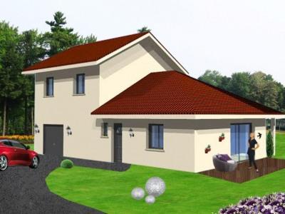 Maison 100 M² 3 chambres + garage 46 M²