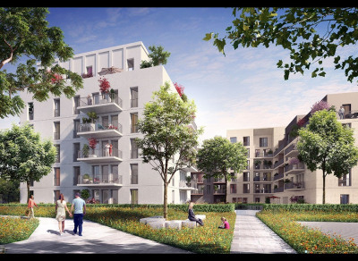 Appartement 4 pièces,  m² - Massy (91300)