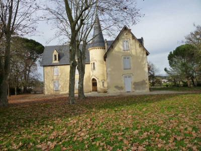 Chateau 19 rooms Montayral