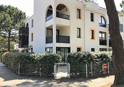 Appartement Saint Georges De Didonne 2 pièces avec