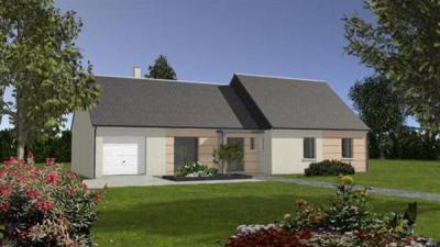 Maison  5 pièces + Terrain 1000 m² Huisseau-en-Beauce par maisons ericlor
