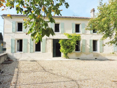 Charente house 6 rooms Secteur Cherves Richemont