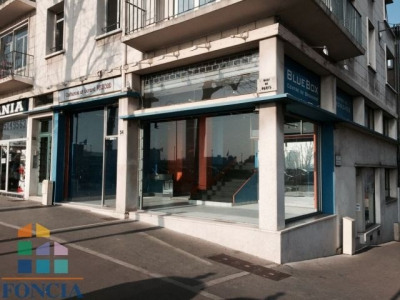 Vente Local commercial Rouen