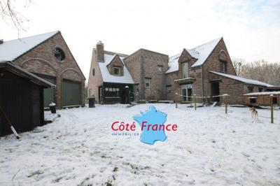 Verkoop  - villa 12 Vertrekken - 304 m2 - Signy le Petit - Img_3886 - Photo