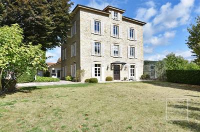 Maison SAINT DIDIER AU MONT D'OR 11 Pièces 600 m²