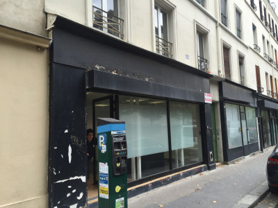 Location Bureau Paris 13ème