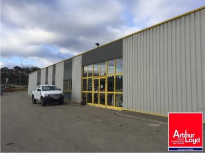 Location Local d'activités / Entrepôt Aubenas