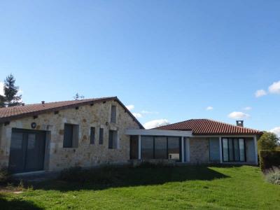 Architect house 7 rooms Serignac