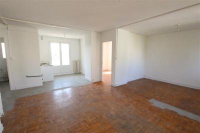 Appartement 62 m² sans ascenseur au 3 éme étage