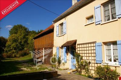 Maison ancienne st sauveur en puisaye - 5 pièce (s) - 160 m²