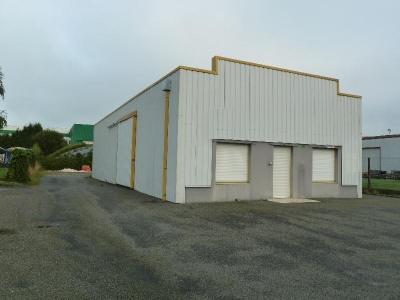 Location Local d'activités / Entrepôt Châteaubourg