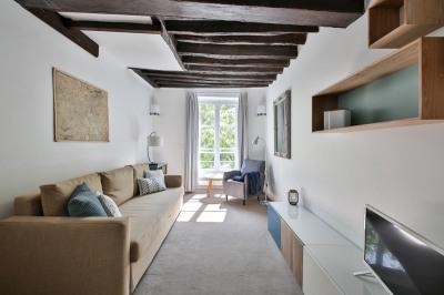 Studio meublé Place du Tertre