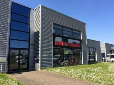 Vente Local d'activités / Entrepôt Eckbolsheim