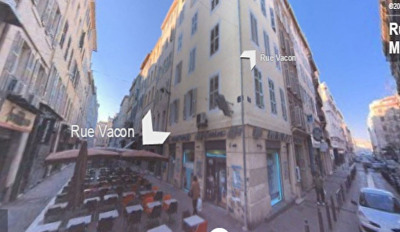Location Boutique Marseille 1er