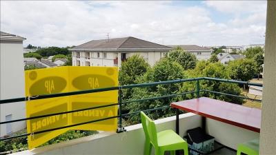 T3 avec balcon 6m²