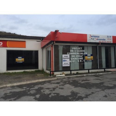 Location Local commercial Vernon 0