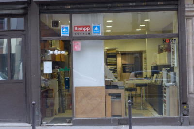 Local commercial Paris 17 - 29 m²