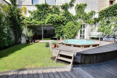 Lyon 3ème MONTCHAT - Maison 280m² Jardin Piscine