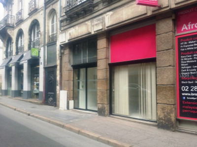 Location Boutique Nantes