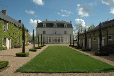 Престижная продажа - Помещечий дом 10 комнаты - 270 m2 - Asnières en Poitou - Photo