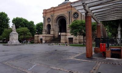 Toulouse Saint Aubin, Murs commerciaux