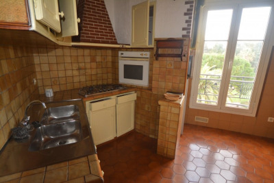 Appartement 3 pièces antibes proche gare