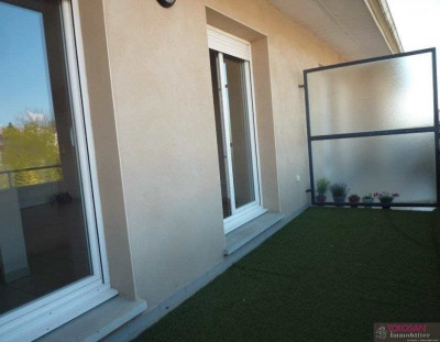 Vente appartement Nailloux (31560)