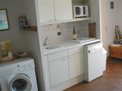 Vacation rental apartment Les issambres 455€ - Picture 6