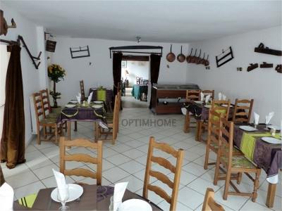 Fonds de commerce Café - Hôtel - Restaurant Saint-André-de-l'Eure