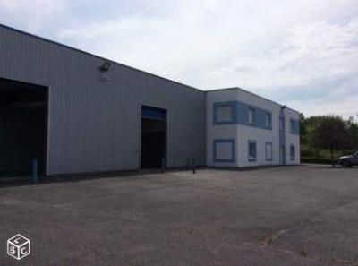 Location Local d'activités / Entrepôt Quincy-Voisins 0