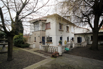 Maison de ville / Saint Denis