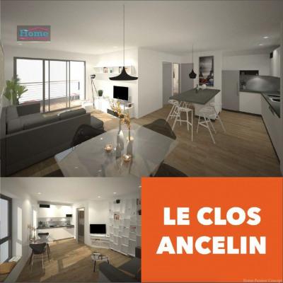 Appartement 2 pièces 1 chambre
