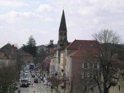 Location Local d'activités / Entrepôt Crémieu