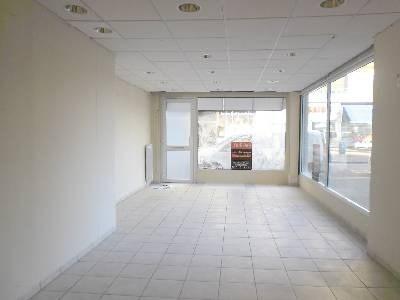 Rental empty room/storage Lisieux 530€ CC - Picture 1