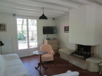Vermietung von ferienwohnung haus Lacanau 495€ - Fotografie 4