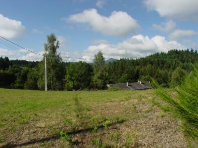 Terrain de 1230 m² avec vue sur le Lizieux