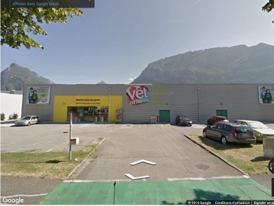 Location Boutique Saint-Égrève