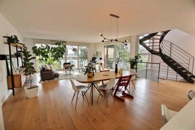 Revenda residencial de prestígio - casa de arquitecto 6 assoalhadas - 240 m2 - Créteil - Photo