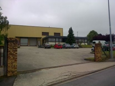 Location Local d'activités / Entrepôt Linas