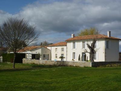Magnifique maison charentaise