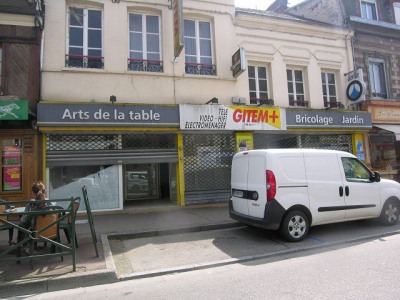 Location Local commercial Pacy-sur-Eure