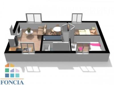 Appartement 3 pièces Molliens-Dreuil