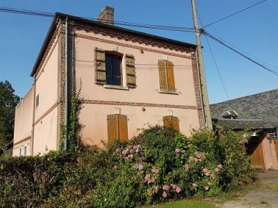 Maison située proche de Formerie