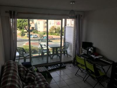 A vendre la rochelle minimes studio 22 m² avec terrasse