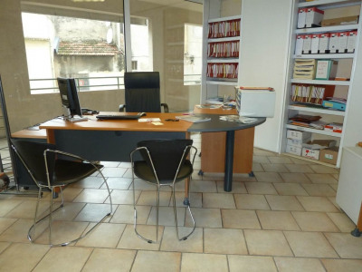 Vente bureau Orange