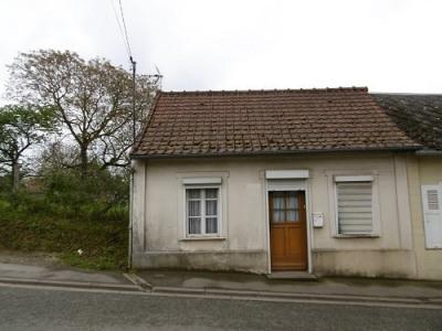 Maison à rénover 1 chambre garage dépendance