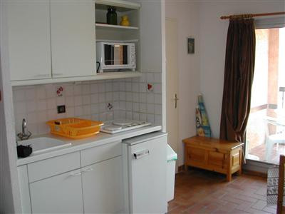Vacation rental apartment Les issambres 455€ - Picture 9