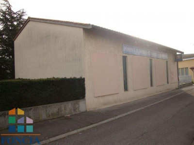 Vente Local commercial Roussillon